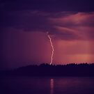 A lifetime of standing out in thunderstorms by Joshua Greiner