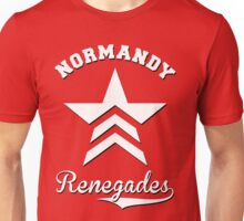 Renegades - Mass Effect Unisex T-Shirt