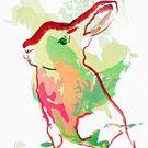 Animal Atlas - Rabbit World by Alexcarletti