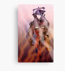Robot Mercenary Canvas Print