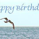 Birthday Bird by JEZ22
