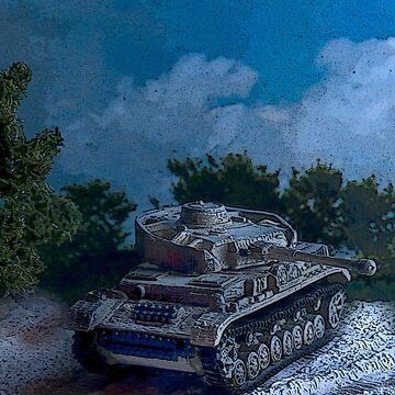 Panzer IV by SteveW
