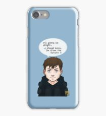 Misfits #1 iPhone Case/Skin