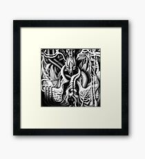 Alien Flesh #1 Framed Print