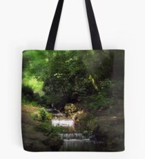 Down the dingle... Tote Bag