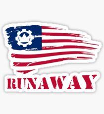 Crown The Empire- Runaway Sticker