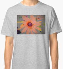 Light orange flower design Classic T-Shirt