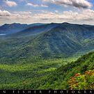 Carolina Mountains by Ryan  Fisher