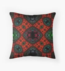 Infested Throw Pillow