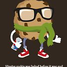 Hipster Cookie by Nathan Batson