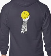 smiley arm T-Shirt