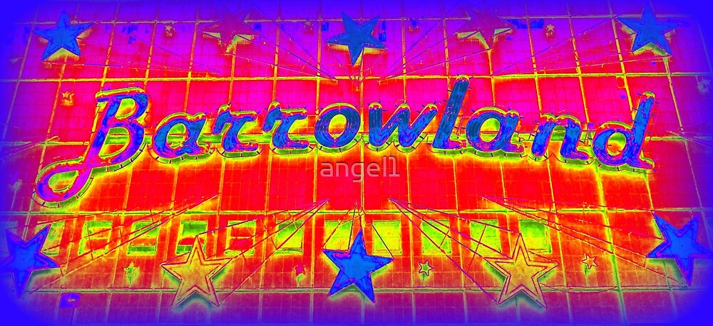 Barrowland by ©The Creative  Minds