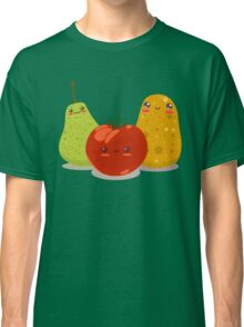 Funny Fruits Fun Pack 2 Classic T-Shirt