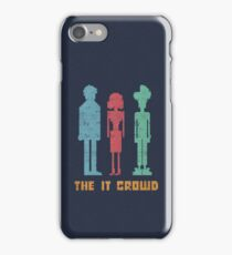 The IT Crowd (2) iPhone Case/Skin