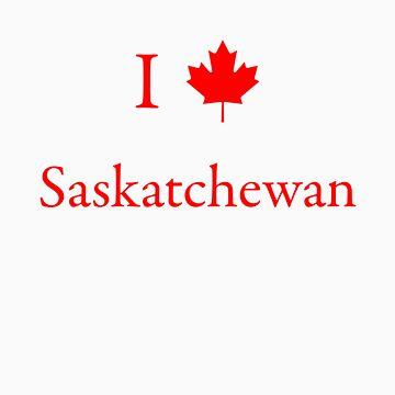 I Love Saskatchewan by sruhs