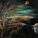 the old gum tree by kipari