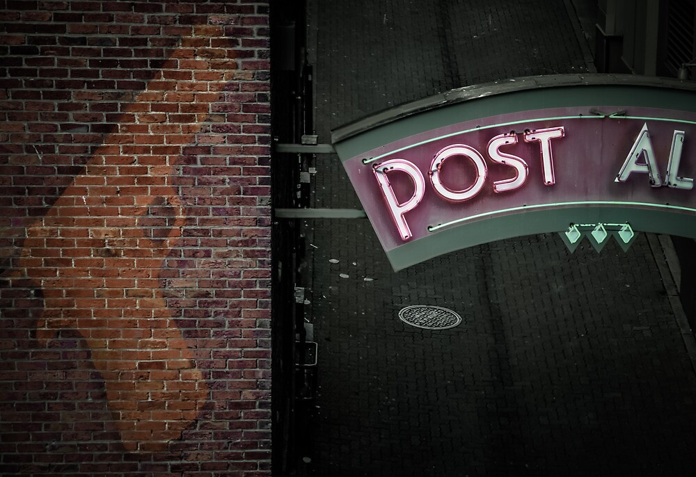 Going Postal by Randy Turnbow
