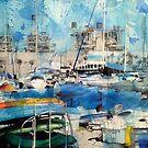 Redondo Marina by Louisa McHugh