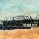 Redondo Landing by Louisa McHugh