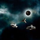 Dark Planet by algoldesigns