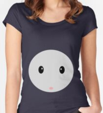 Chinese Zodiac Rat Women's Fitted Scoop T-Shirt