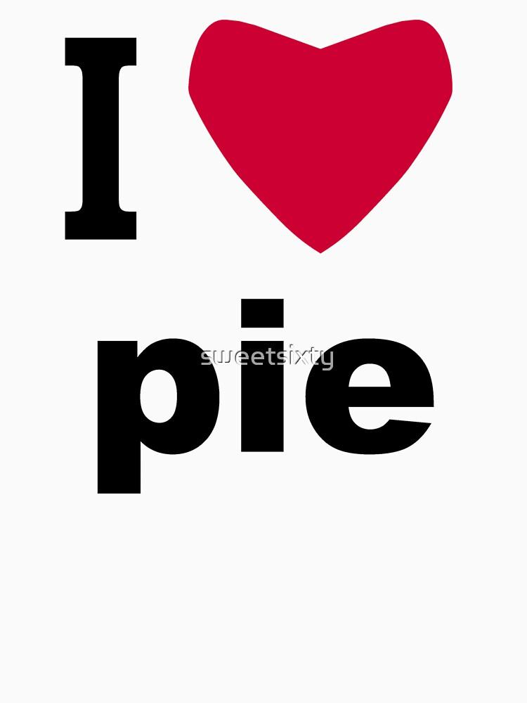 I Love Pie by sweetsixty