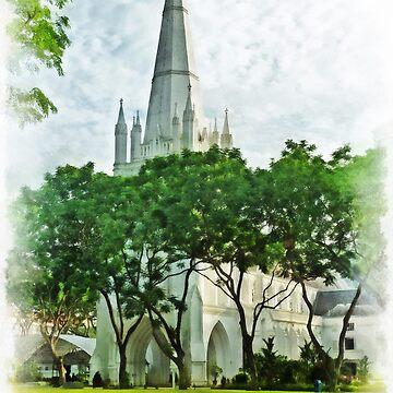 St Andrew's Cathedral von PictureNZ