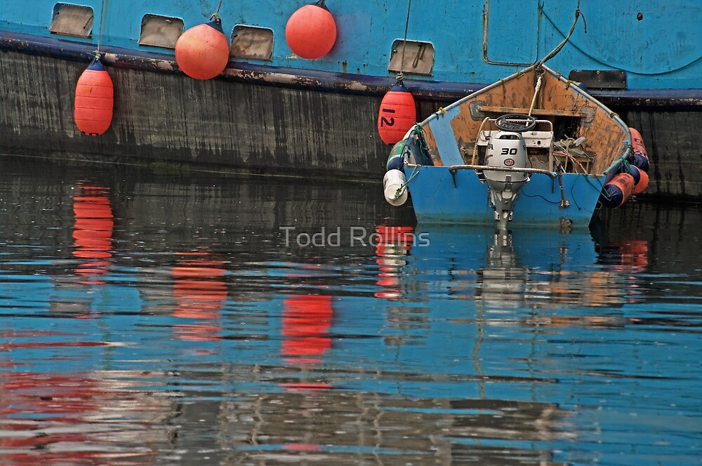 Floating With 30. by Todd Rollins