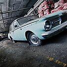 The Getaway Car by Paul Moore