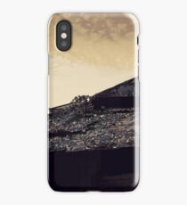 Autumn of the Patriarch. Two. Roofs iPhone Case/Skin