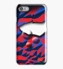 THE RED WHITE BLUE iPhone Case/Skin