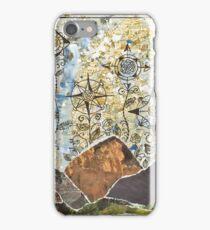 Compass Rose Garden iPhone Case/Skin