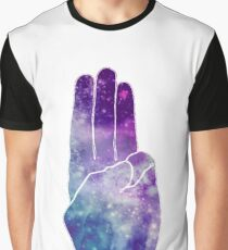 The Hunger Games Sign Galaxy Graphic T-Shirt