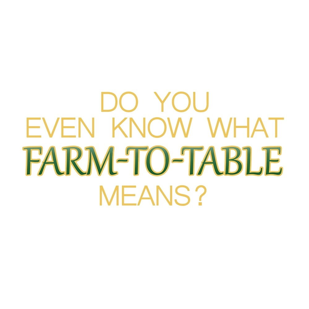 Farm to table by Randy Marsh by TheZigmis