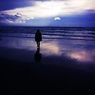 lonely but not alone. by Becky Loosemore