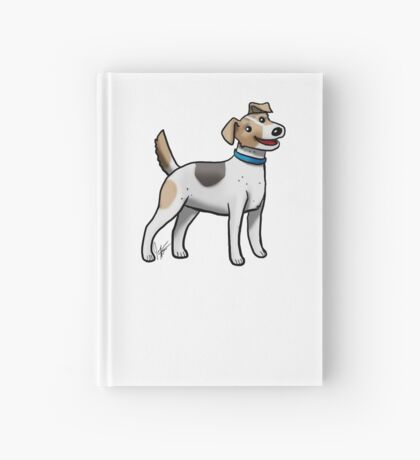 Jack Russell Terrier Hardcover Journal
