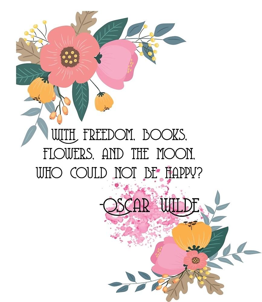 Oscar Wilde by ChelseaClough