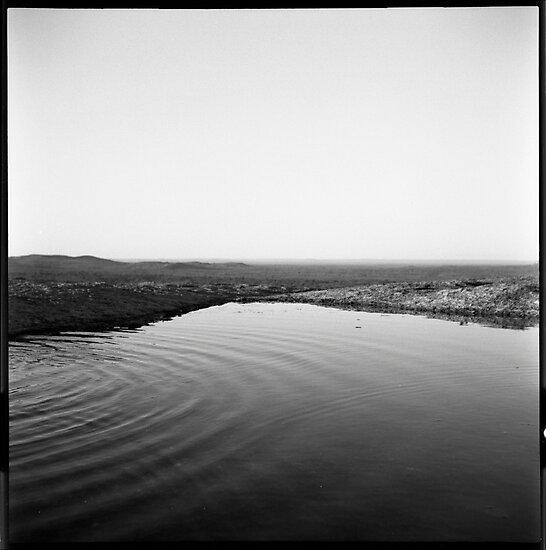 Pool Approaching Horizon by Photonmixer