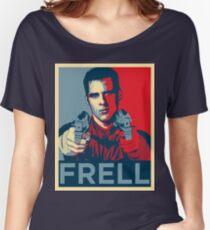 crichton propaganda Women's Relaxed Fit T-Shirt