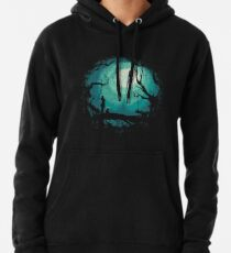 After Cosmic War Pullover Hoodie