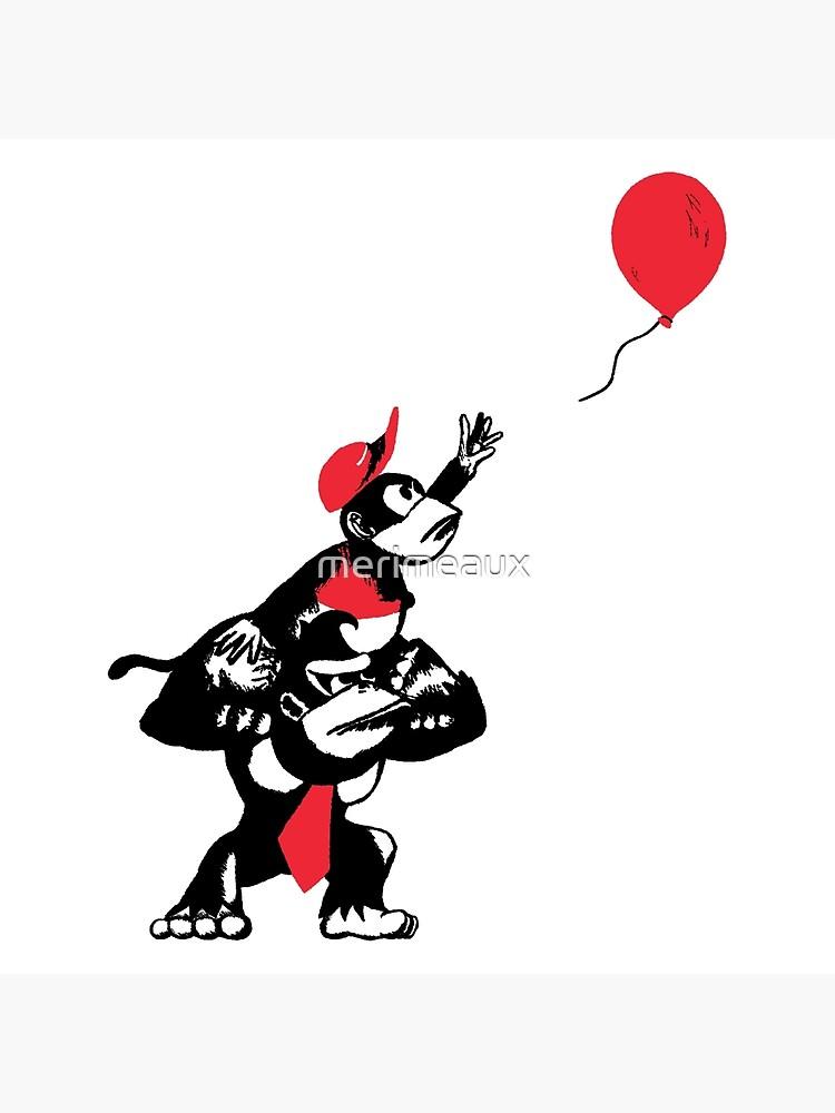 Ballon Affen von merimeaux