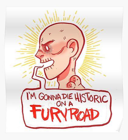 DIE HISTORIC Poster
