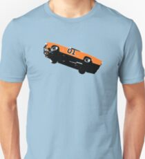 The Dukes Of Hazzard General Lee T-shirt Unisex T-Shirt