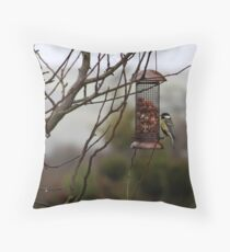 opportunity knocks Throw Pillow