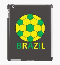Brazil Football iPad Case/Skin