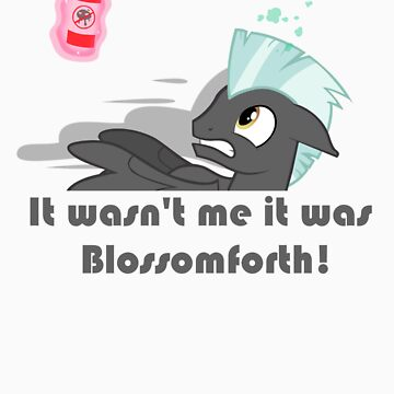 It Was Blossomforth by XwolfskaX