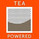 Tea Powered. by Smallbrainfield