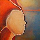 autumns lady by Ellen Keagy