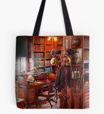 Macabre - In the Headhunters study Tote Bag