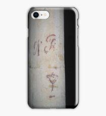 Legends ¨Enigma¨ iPhone Case/Skin